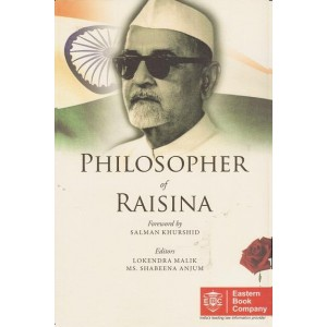 EBC's Philosopher of Raisina [HB] by Lokendra Malik, Shabeena Anjum
