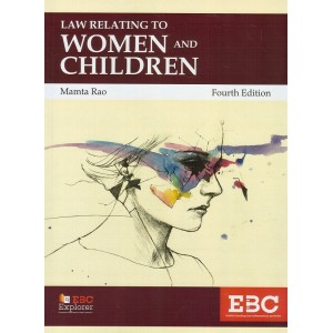 EBC's Law Relating to Women & Children by Mamta Rao | Eastern Book Company