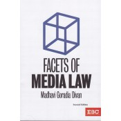 Eastern Book Company's Facets of Media Law by Madhavi Goradia Divan [Paperback Edition]