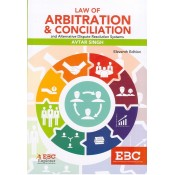 EBC's Law of Arbitration & Conciliation & Alternate Dispute Resolution Systems [ADR] For B.S.L & L.L.B by Avtar Singh