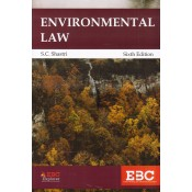 Eastern Book Company's Environmental Law For B.S.L & L.L.B by S. C. Shastri