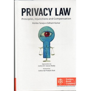 Eastern Book Company's Privacy Law - Principles, Injunctions and Compensation by Rishika Taneja & Sidhant Kumar