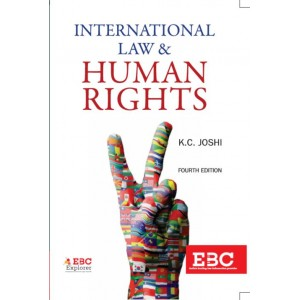 Eastern Book Company's International Law & Human Rights by K. C. Joshi