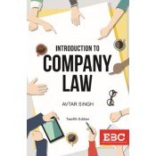 Eastern Book Company's Introduction to Company Law for BSL & LL.B by Avtar Singh