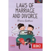 EBC's Laws of Marriage and Divorce by Monica Sakhrani