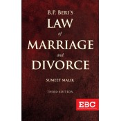 EBC's Law of Marriage & Divorce [HB] by B. P. Beri, Sumeet Malik