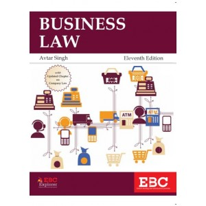 EBC's Business Law by Avtar Singh | Eastern Book Company