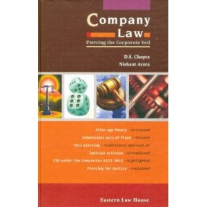 Eastern Law House's Company Law by D.S.Chopra & Nishant Arora