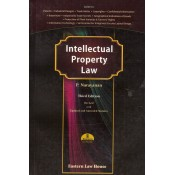 Eastern Law House's Intellectual Property Law (IPR) for Law Students by P. Narayanan