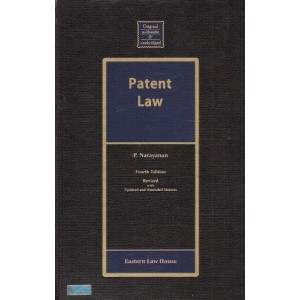 Eastern Law House's Patent Law [HB] by P. Narayanan