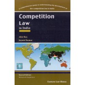 Competition Law in India by Adv. Abir Roy & Adv. Jayant Kumar | Eastern Law House