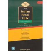 Eastern Law House's The Indian Penal Code A Critical Commentary by Harish Chander [IPC - Paperback]