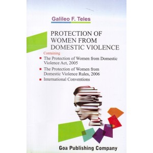 Galileo F. Teles Protection of Women from Domestic Violence by Goa Publishing Company