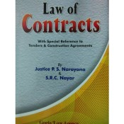 Gogia Law Agency's Law of Contracts (with special reference to Tenders and Construction Agreements) by Justice P. S. Narayana & S.R.C. Nayar