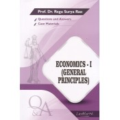 Gogia Law Agency's Questions & Answers on Economics I (General Principles) for LL.B by Prof. Dr. Rega Surya Rao