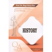 Gogia Law Agency's Questions & Answers on History for BA. LL.B & LL.B by Prof. Dr. Rega Surya Rao