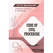 Gogia Law Agency's Questions & Answers on Code of Civil Procedure [CPC] by Prof. Dr. Rega Surya Rao