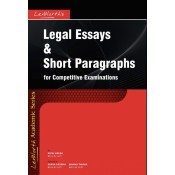 Lexworth's Legal Essays & Short Paragraphs for Competitive Examinations by Kush Kalra | Gogia Law Agency