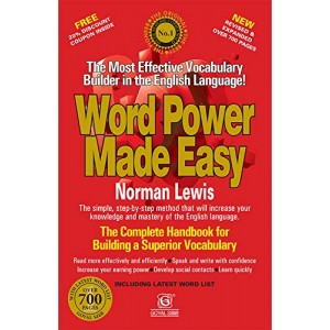 Goyal Publisher's Word Power Made Easy by Norman Lewis