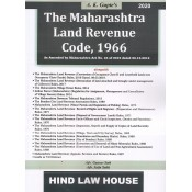 A. K. Gupte's The Maharashtra Land Revenue Code, 1966 (MLRC) by Adv. Gaurav Seth, Adv. Jatin Sethi | Hind Law House