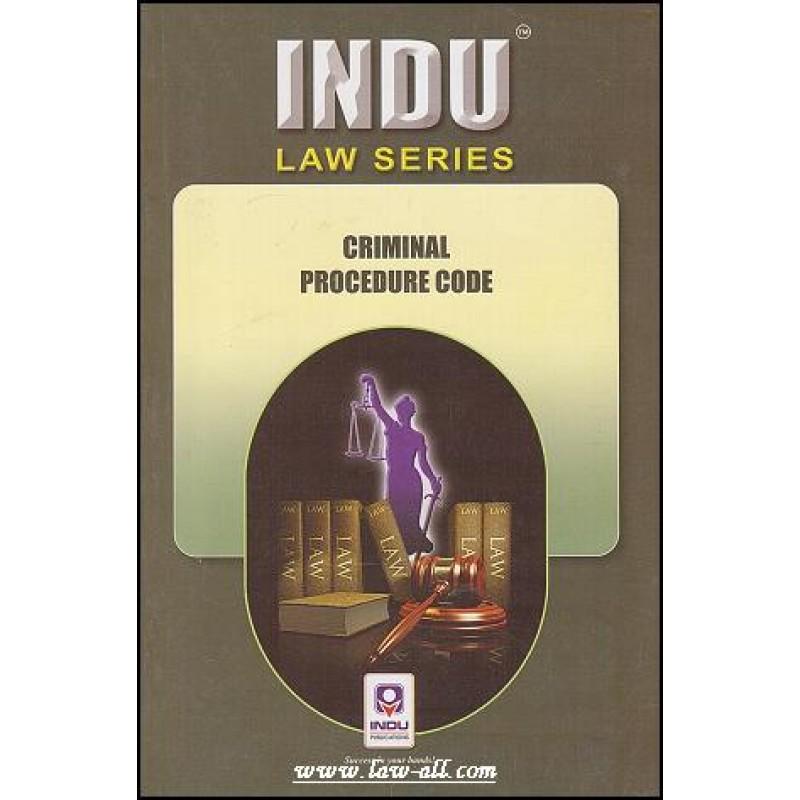 Criminal Procedure Code (Oct 2015 Edn ) by Prof  R  Kumar, Indu