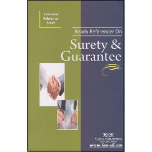 Ready Referencer on Surety & Guarantee | Kamal Publishers- Lawmann