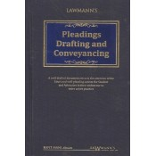 Lawmann's Pleadings Drafting and Conveyancing [HB] by Kant Mani for Kamal Publishers