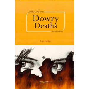 Lawmann's Law Relating to Dowry Deaths by Ram Shelkar | Kamal Publishers