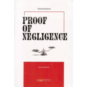 Lawmann's Proof of Negligence by R. Ramachandran | Kamal Publisher