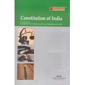 Lawmann's Constitution of India, 1950 by Kamal Publishers