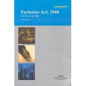 Lawmann's Factories Act, 1948 by Kamal Publishers
