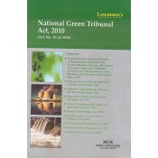 Lawmann's National Green Tribunal Act, 2010 [NGT] by Kamal Publisher