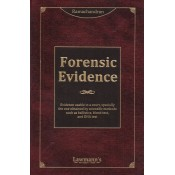 Lawmann's Forensic Evidence [HB] by Adv. R. Ramachandran | Kamal Publishers