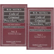 Central Law Publication's Code of Criminal Procedure, 1973 [Crpc] by