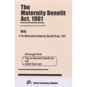 The Maternity Benefits Act, 1961 Bare Act by Labour Law Agency