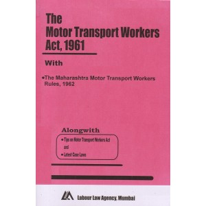 The Motor Transport Workers Act, 1961 Bare Act by Labour Law Agency