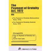 The Payment Of Gratuity Act, 1972 Bare Act by Labour Law Agency