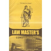 Law Master's Constitution for LL.B By Prof. Santosh D. Bhosale