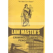 Law Master's Criminology and Penology for LL.B By Prof. Santosh D. Bhosale