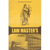 Law Master's Family Law for LL.B By Prof. Santosh D. Bhosale