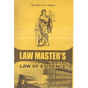 Law Master's Law of Evidence for LL.B By Prof. Santosh D. Bhosale