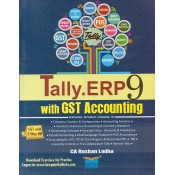 Lawpoint's Tally.ERP9 with GST Accounting 2019 by CA. Roshan Lodha
