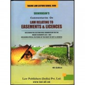 Srinivasan's Commentaries on Law Relating to Easements & Licences by Law Publishers (India) Pvt. Ltd.