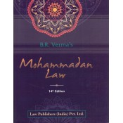 Law Publisher's Mohammadan Law [HB] by B. R. Verma