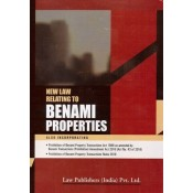 Law Publisher's New Law Relating to Benami Properties