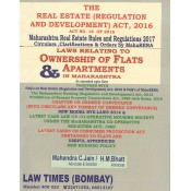 Law Times (Bombay) The Real Estate (Regulation and Development) Act, 2016 by Mahendra C. Jain | RERA, 2016
