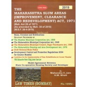 Maharashtra Slum Areas (Improvement, Clearance and Redevelopment) Act,1971 by Mahendra C. Jain, Law Times, Mumbai