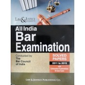 Law & Justice Publishing Co's All India Bar Examination (AIBE Edn. 2020)
