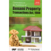 LMP's Commentary on the Prohibition of Benami Property Transactions Act, 1988 by CA. Pankaj Agrawal