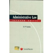 LexisNexis's Administrative Law by S. P. Sathe